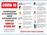 Профилактика заболевания COVID19